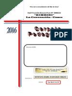 Carpeta Pedagogica 2016 38622