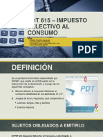 PDT 615 – IMPUESTO SELECTIVO AL CONSUMO.pptx