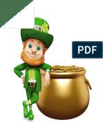 Desenho San Patrick