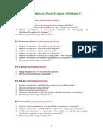 P.0 - Itens Avaliados Nas Provas de Inspetor de Soldagem Rev1