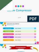 Kompresor Screw