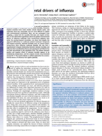 Global Environmental Drivers of Influenza