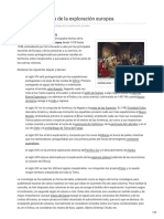 AnexoCronología de La Exploración Europea Wkp