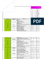Matriz de Leopold Gestion Ambiental Final