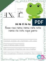 Cuaderno de Lectura y Escritura Para Descargar en PDF Parte3