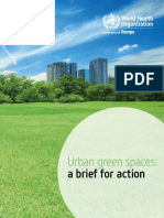 010. (WHO, 2017) Urban Green Spaces, A Brief for Action.pdf