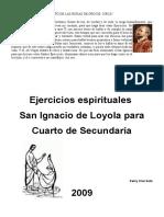 MEDITACION de 4TO Modificado 2009 Ejercicios Espirituales