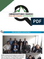 Presentación Observatorio - CRISTA MOCK