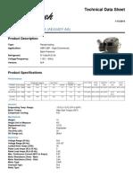 Compressor Tecumseh AE4440Y-AA1A