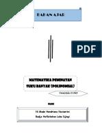 BAHAN AJAR POLINOMIAL.docx