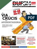 Jornal SEDUFSM Janeiro a Março de 2019