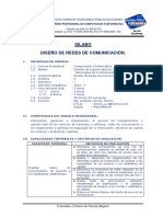 SILABO DISEÑO DE REDES DE COMUNICACIÓN..pdf