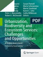(Elmqvist & McDonald et al, 2013) Urbanization, Biodiversity and Ecosystem Services, Challenges and Opportunities.pdf