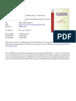 Acidos Hidroxamicos Una Revisión Critica