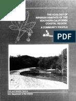 (Faber et al, 1989) The ecology of riparian habitats of the southern California coastal region a community profile..pdf