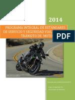 Programa Estandar Para Motocicletas V7 Doc Consulta Pública
