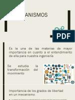 Felipe - Mecanismos