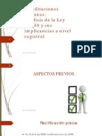 Habilitaciones Urbanas Análisis de la Ley 29090.pdf