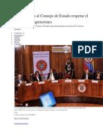 Corte ordena al Consejo de Estado respetar el tope de megapensiones.docx