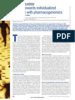 Moving Towards Individualized Medicine With Pharmacogenomics