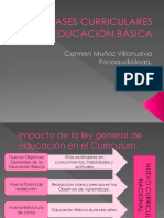 Bases Curriculares CHILE