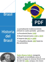 historia del brasil