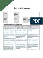 Planificador de Unidades Del PAI (Reestructurado)