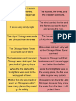 cause and effect - the great chicago fire - google docs