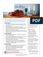 Shabbat Fire Safety Tips