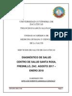 DIAGNOSTICO DE SALUD CS SANTA ROSA 2017.docx