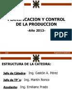 PCP - Presentación
