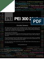 PEI 30 2010 Executive Summary