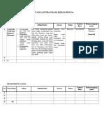 Rancangan Program Kerja Bem 24