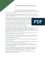 ENSAYO 1  REGLAMENTACION La Dirección General de Mensuras Catastrales y sus funciones.docx
