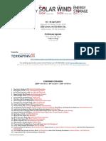 Vietnam Power 2019 Preliminary Agenda