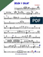 DEUDA Y DOLOR(Grupo 5) Elmer Yaipen -1er-Trombón