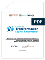Transformacion Digital Empresarial
