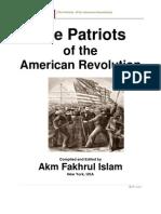 Patriot of the American Revolution