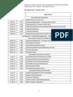 AP Sbtet C-16 Time Table-mar-2019
