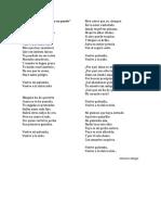 Yaraví - Vuelve Mi Palomita