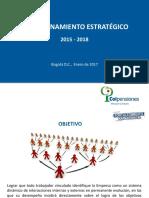 DIRECCIONAMIENTO ESTRATEGICO Colpensiones