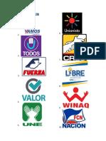 Logos de Los Partidos