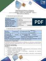 Guía de actividades y rúbrica de evaluación – Tarea 1 – Hidrocarburos alifáticos.docx