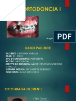 Presentación ortodoncia