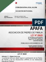 Presentación APAFA AGI
