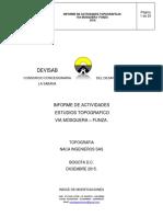 Informe Mosquera Funza Diciembre 2015