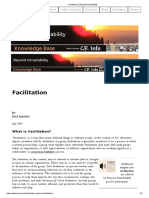 Facilitation _ Beyond Intractability