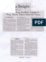 Malaya, Mar. 27, 2019, CBCP Lay leaders support Poe,Neri, Otso Diretso bets.pdf