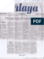 Malaya, Mar. 27, 2019, Sotto signs budget bill with reservations.pdf