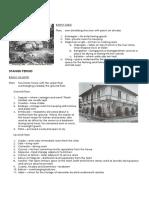 Philippine Architecture by JML